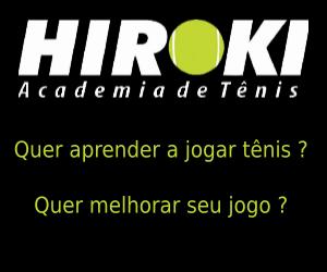 Hiroki Academia de Tênis. Copyright © 2019 Eu amo jogar ... c94ae6b5d5e4b