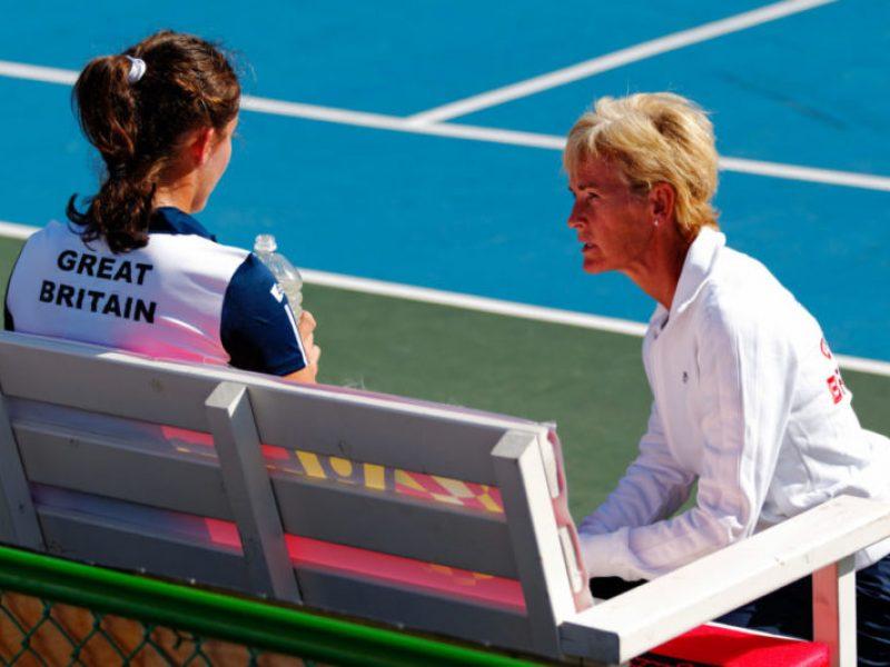 Judy coaching