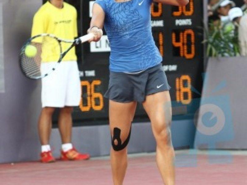 Li Na- vencedora de Grand Slam